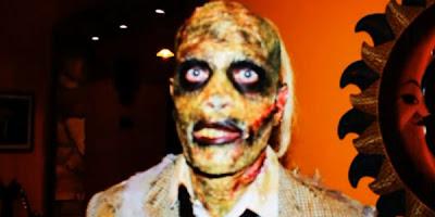 Zombie Make Up video Vol.3: Volto e Mani