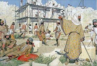 Neemias,avivamento no antigo testamento,movimento,carismáticos