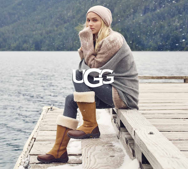 Chill en with UGG boots