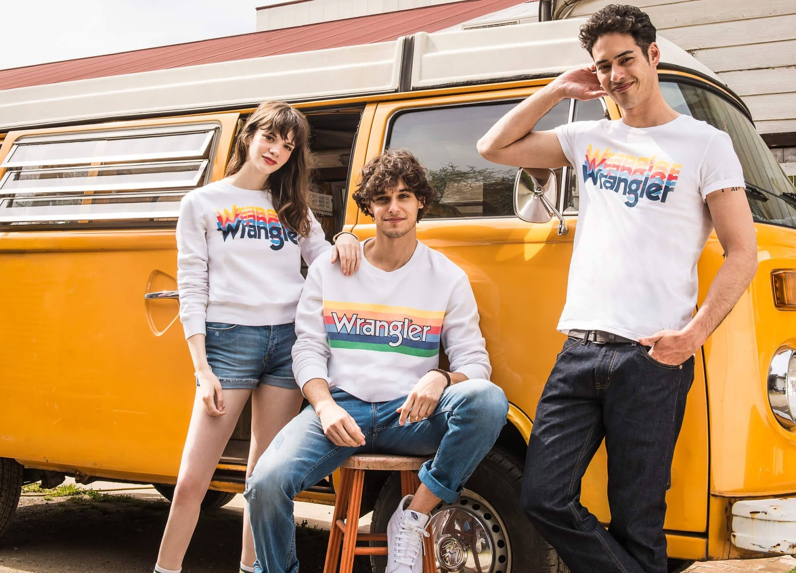Wrangler 70th Anniversary Collection