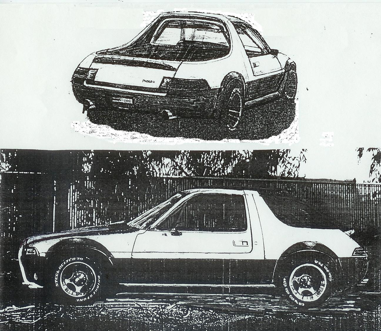 Old Cars Canada: 1975 AMC Pacer
