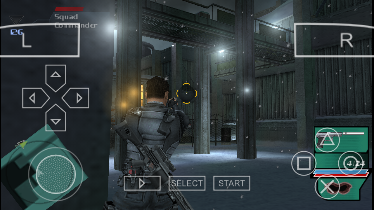 Syphonfilter Dark Mirror PSP CSO Free Download - Free PSP ...