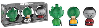 Star Wars: Cantina Dorbz 3-pack (Greedo, Walrus Man & Snaggletooth).