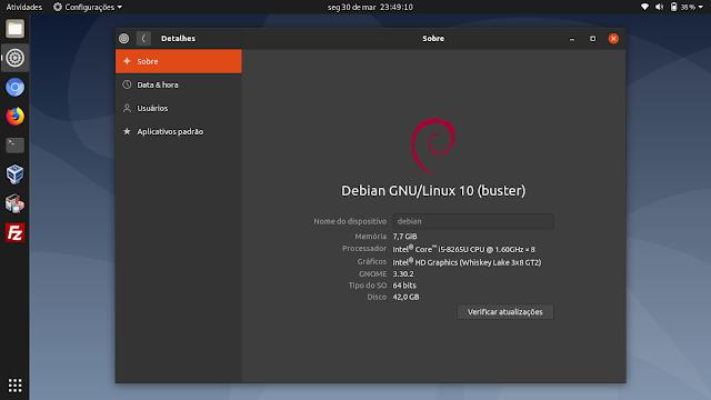 Tema Yaru do Ubuntu no Debian e em outras distribuições Linux - Dicas Linux e Windows