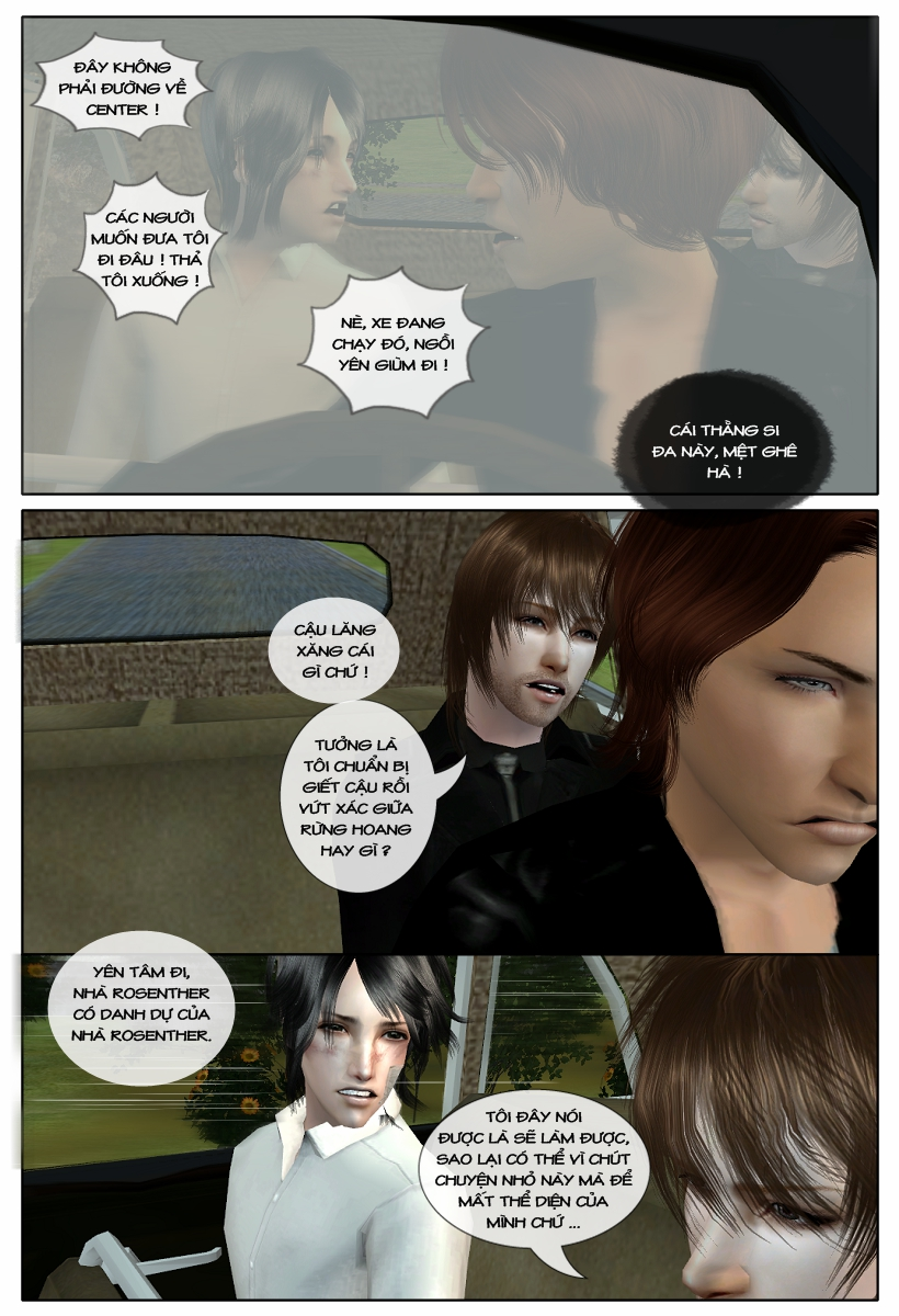 Truyện Sims - Earl Story chap 85 - Trang 12