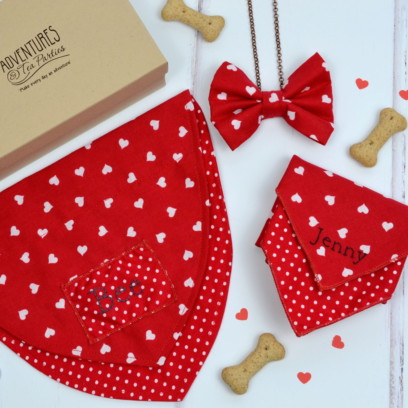 Dog Lovers Gift Set by Adventures & Tea Parties