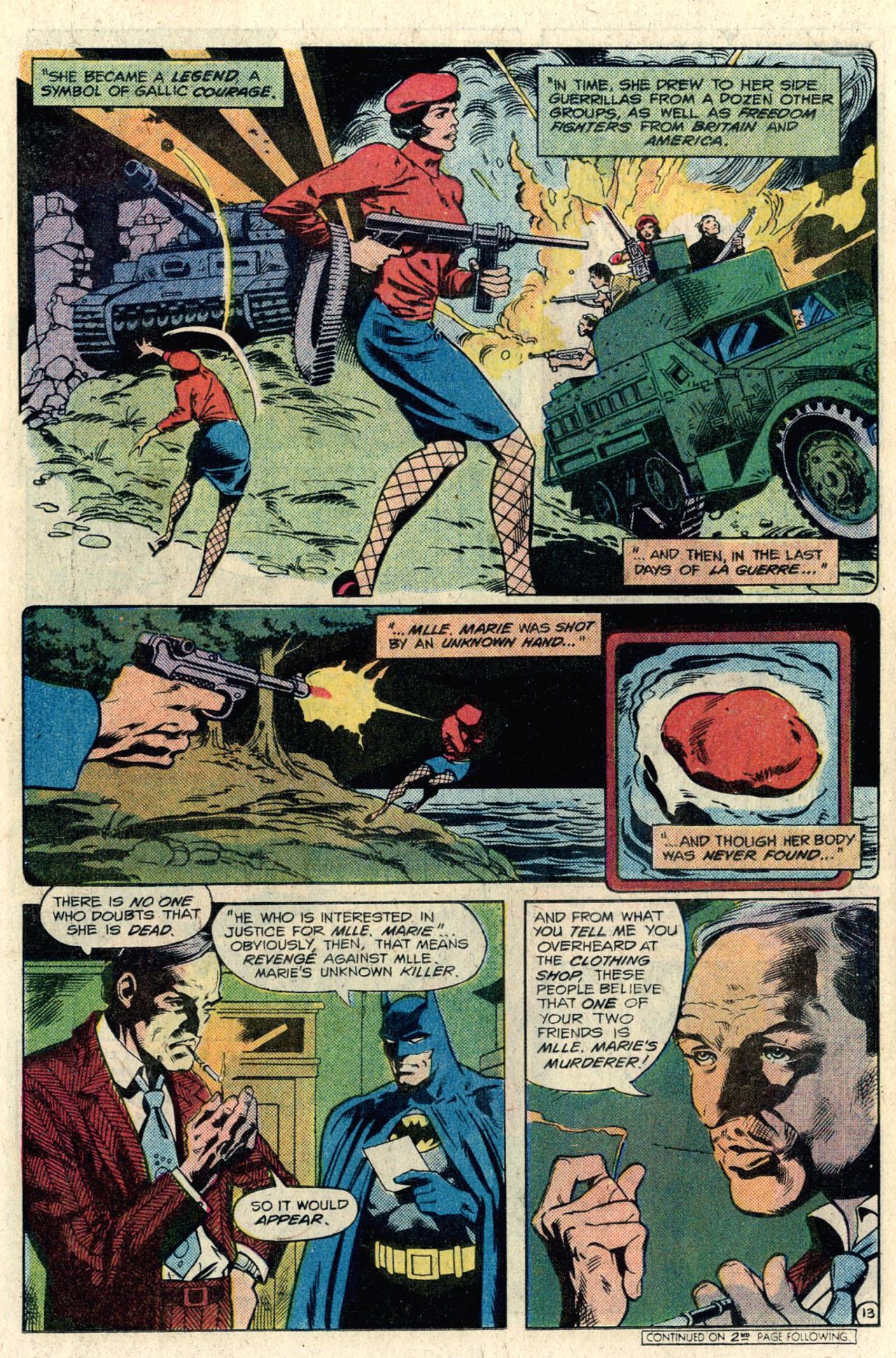 Detective Comics (1937) 501 Page 17