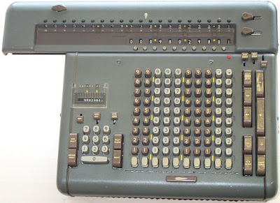 Friden Electromechanical Calculator