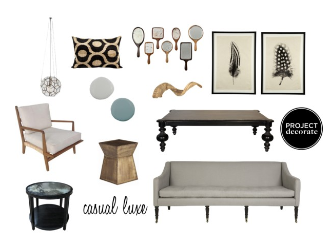 Casual Luxe Contest on Polyvore   Charm Home Design