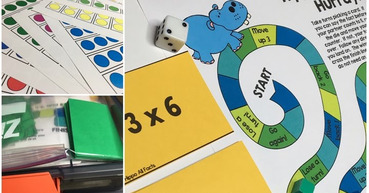 Building Multiplication Fact Fluency