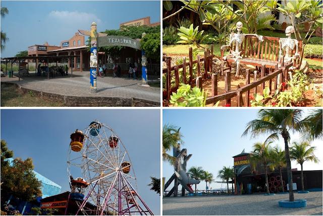 wahana dan fasilitas wisata bahari lamongan