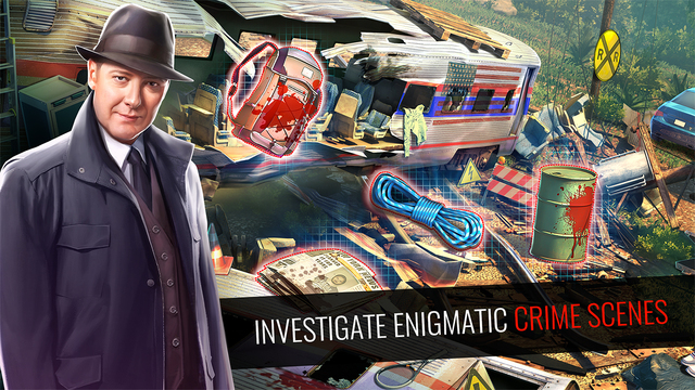 "Gameloft launches ""The Blacklist: Conspiracy"" mobile game for smartphones and tablets"
