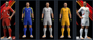 DPR Korea National Football Team Pes 2013 By Radymir