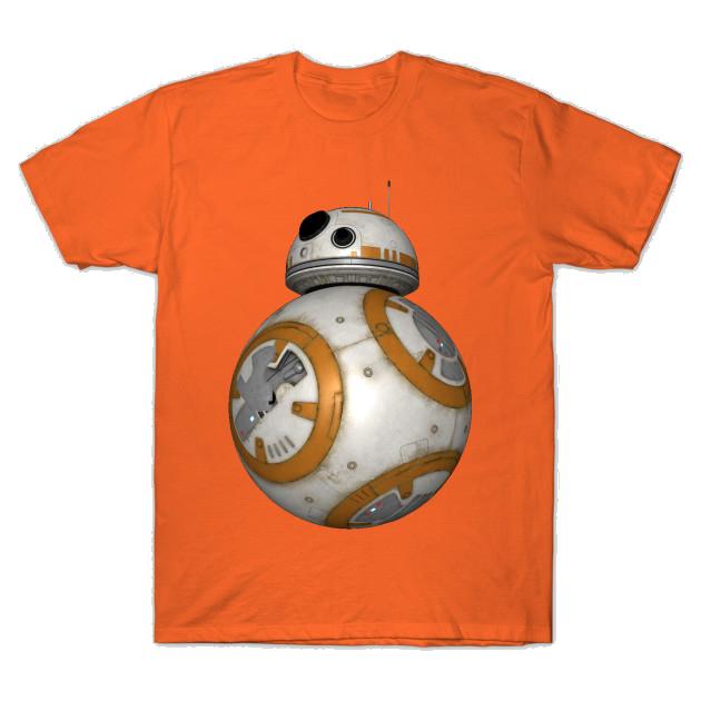 3D BB-8 T-Shirt