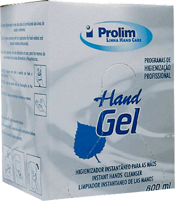 ALCOHOL HAND GEL