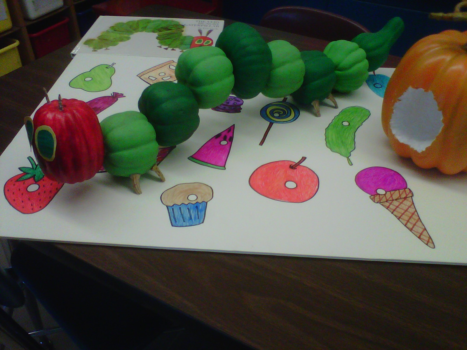 Lion King Pumpkin Sweet P's Class Notes:...