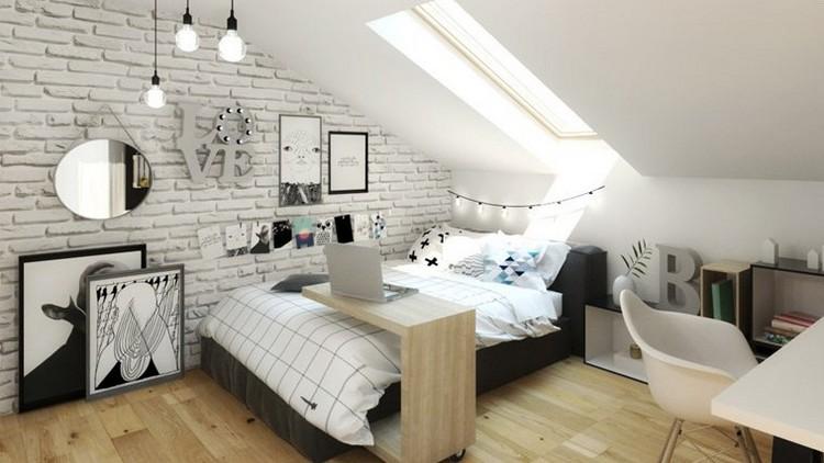 Jugendzimmer wandgestaltung beispiele  Ideen für trendige Wandgestaltung im Jugendzimmer - schöne Küche ...