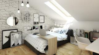 Wandgestaltung Jugendzimmer Ideen