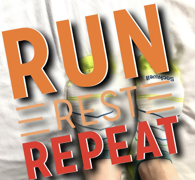 rest day recovery running exercise fitness gym workout time off down time relax exercise program design