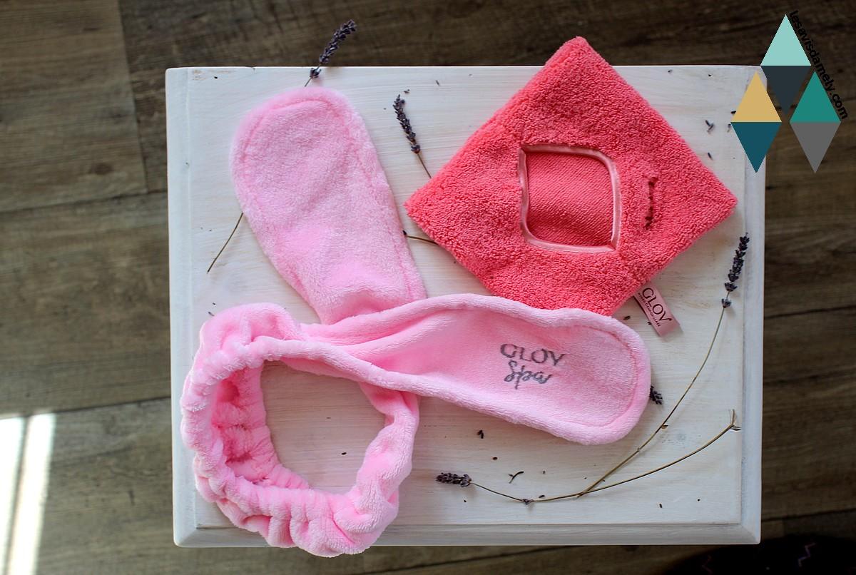 concours beauté gant démaquillant Glov