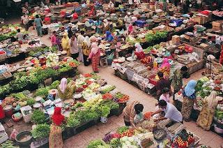 Pasar (Pengertian, Ciri, Fungsi, Jenis / Macam, dan Contohnya)