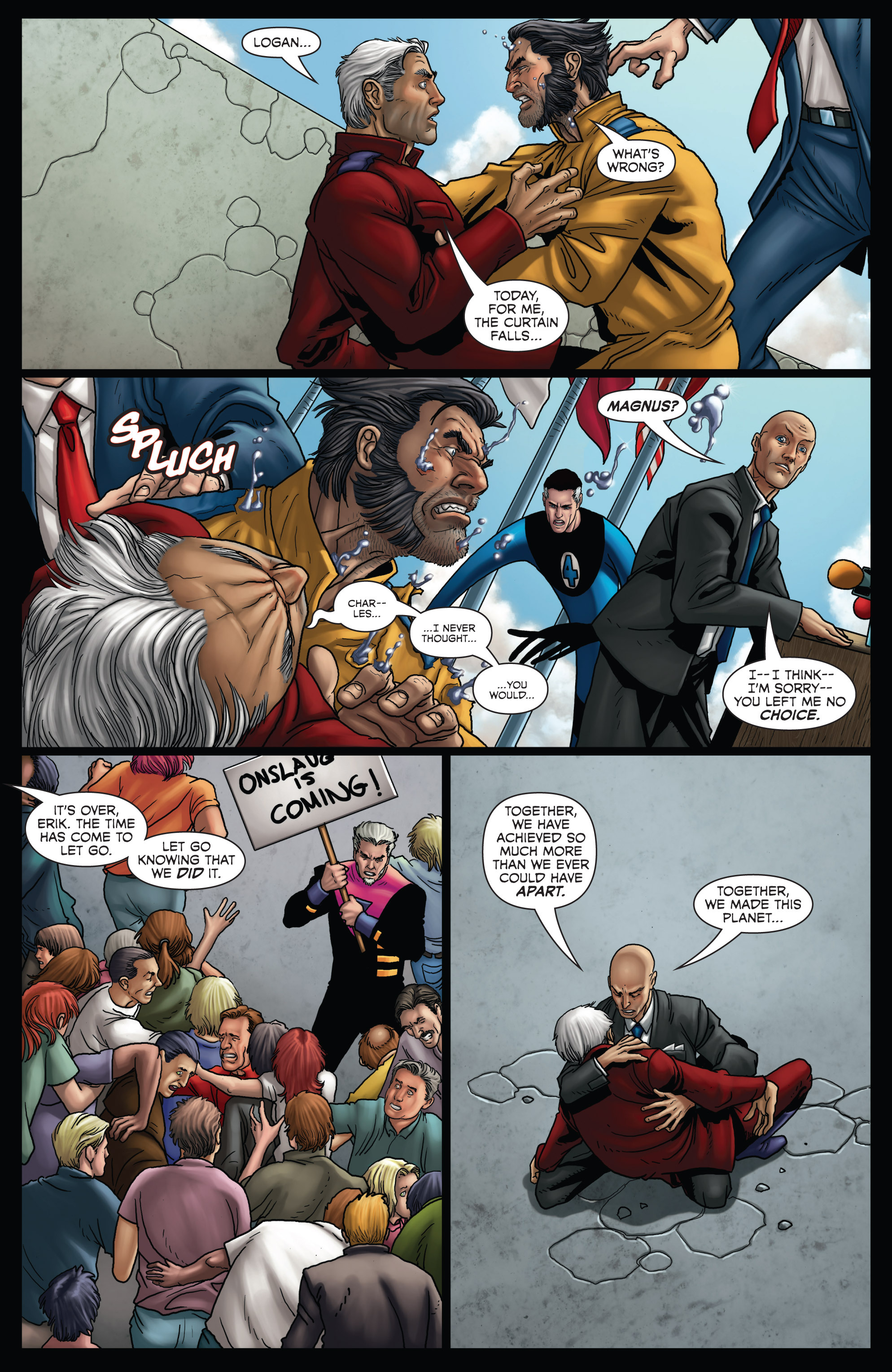 Read online All-New X-Men (2013) comic -  Issue # _Special - All-Different - 117