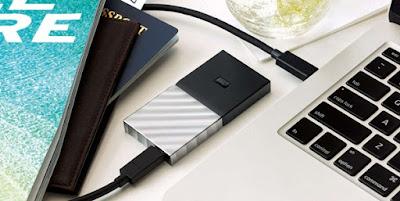 My Passport SSD, Media Penyimpanan Eksternal Tercepat