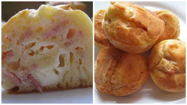 Cake Jambon Kiri