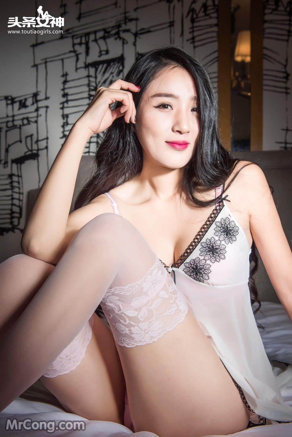 Image MrCong.com-TouTiao-2016-12-27-Lian-Yi-sara-009 in post TouTiao 2016-12-27: Người mẫu Lian Yi sara (涟漪sara) (21 ảnh)
