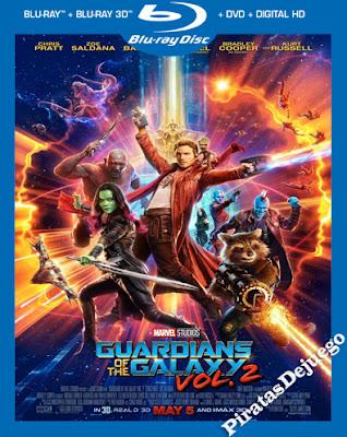 Guardianes De La Galaxia 2 (2017) HD 1080P Latino