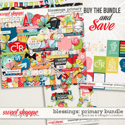 Blessings: Primary Bundle