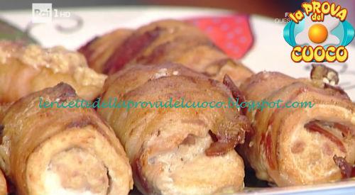 Involtini con piselli ricetta Moroni da Prova del Cuoco