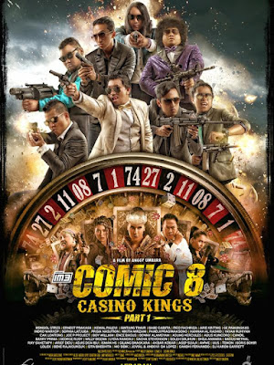 Comic 8 Casino Kings Part 1 (2015) Bluray 720p