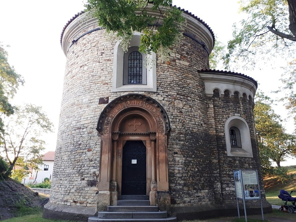 Castelo Vyšehrad