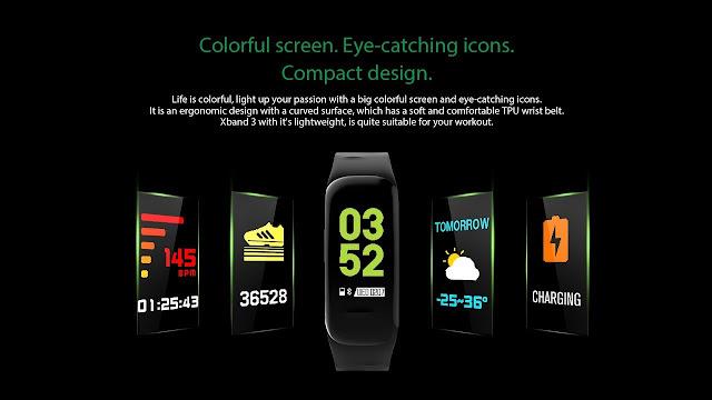 Infinix XBand (XB-03 smartwatch)