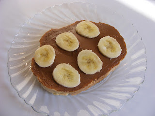 Sandwich rece cu banane si ciocolata reteta,