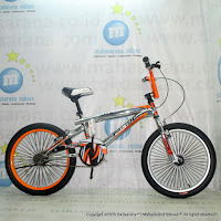 20 Inch Pacific 2058CP Chrome Pernekel BMX Bike