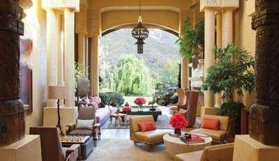 منزل من التراث المغربي