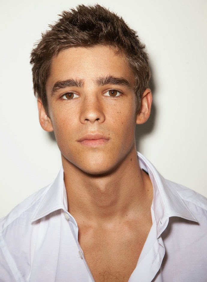 What the Heck? Trending Now...: BRENTON THWAITES's Sexiest ...