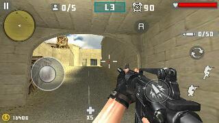 Game Perang Offline Untuk Smartphone Android