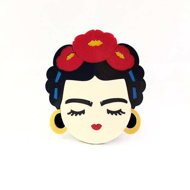 https://www.baccurelli.com/collections/frida-kahlo/products/mini-valley-of-the-dolls-frida-layered-acrylic-brooch