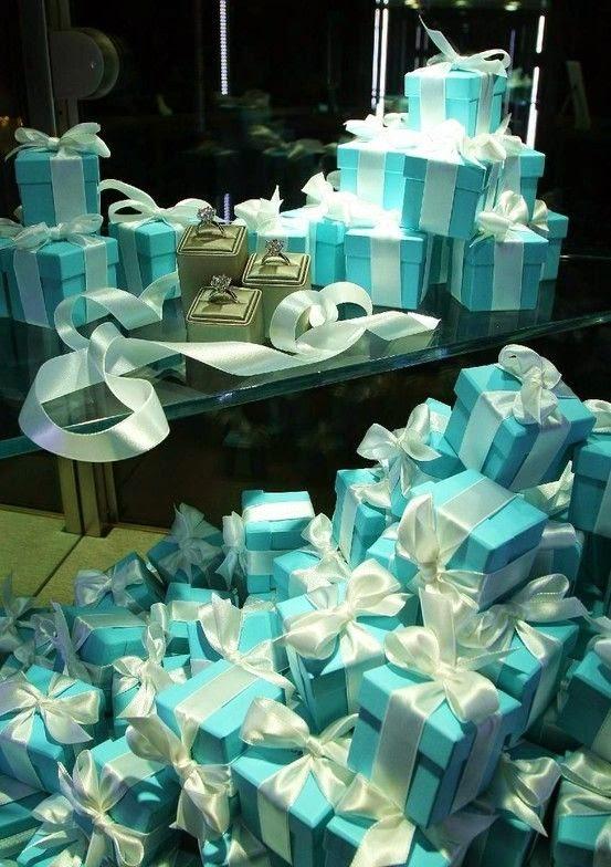 Tiffany Blue Wedding Theme: A New Favorite