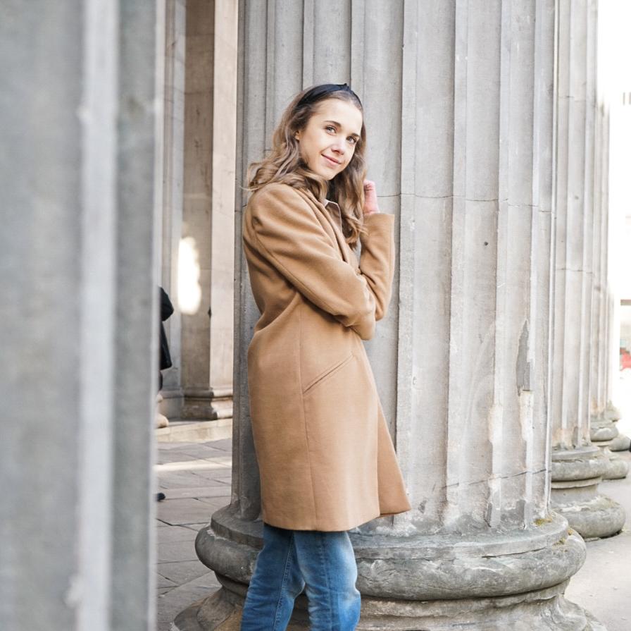 Chic and timeless streetstyle outfit - Tyylikäs ja ajaton muoti, bloggaaja