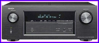 ELECTRONIC EQUIPMENT REPAIR CENTRE : DENON AVR-X2100W - DENON AVR