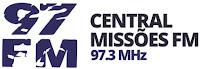 Rádio 97 FM Central Missões de São Luiz Gonzaga - Rio Grande do Sul