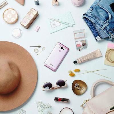 ASUS Zenfone 3 Max Pink #GaAdaMatinya