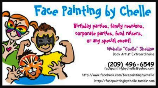 Face Painting Business