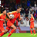 Takluk 1-2 dari China, Thailand Tersingkir di 16 Besar Piala Asia 2019