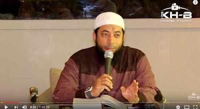 Biografi Sosok Ustadz DR. Khalid Basalamah MA