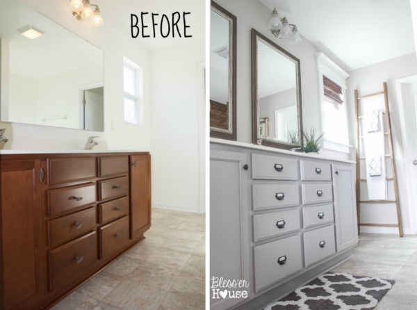 Diy home sweet home diy bathroom remodeling on a budget for Bathroom remodeling diy